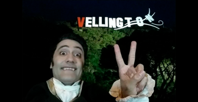 Vellington (A Real Place)
