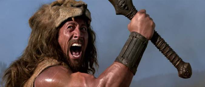 Herc Yelling