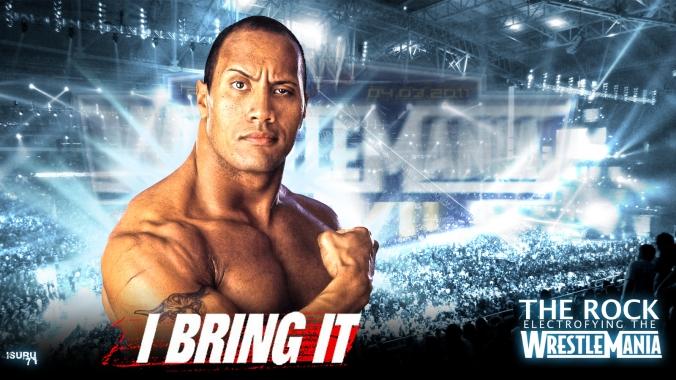 I Bring It WWF